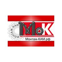 Логотип компании «Монтаж-КАМ»