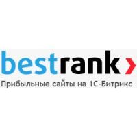 Логотип компании «BestRank»