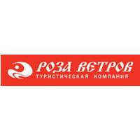 Логотип компании «Роза ветров»