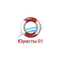 Логотип компании «Юристы01»