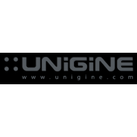 Логотип компании «Unigine Corp.»
