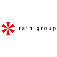 Логотип компании «Rain Group»