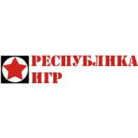 Логотип компании «Республика Игр»