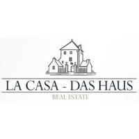 Логотип компании «LA CASA - DAS HAUS Promociones S.L.»