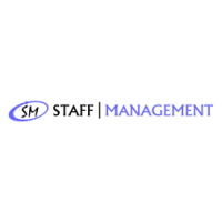Логотип компании «Staff Management»