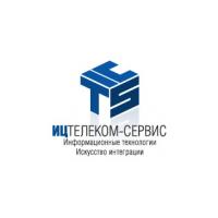 Логотип компании «Телеком-Сервис ИТ»