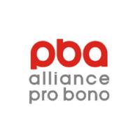 """Логотип компании «Альянс помогающих практик """"ПроБоно""""»"""