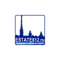 Логотип компании «Estate812»