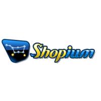 Логотип компании «Shopium»