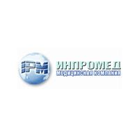 Логотип компании «Инпромед»