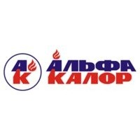 Логотип компании «Альфа-Калор»