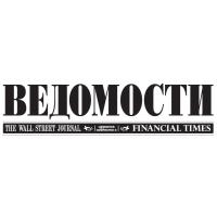 Логотип компании «Ведомости»