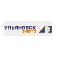 Логотип компании «Ульяновскэнерго»