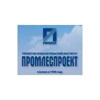 Логотип компании «ПИИ Промлеспроект»
