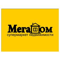 Логотип компании «МегаДом»
