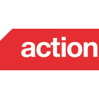 Логотип компании «Action! Marketing Agency»