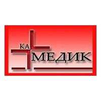 Логотип компании «Кадровое агентство МЕДИК»