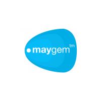 Логотип компании «Maygem»