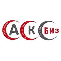 Логотип компании «АКБИЗ»