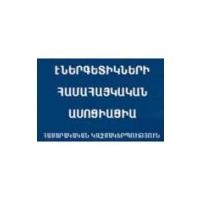 Логотип компании «Всеармянская ассоцация энергетиков»