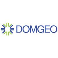 Логотип компании «DOMGEO»