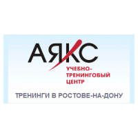 Логотип компании «Учебно-тренинговый центр АЯКС»