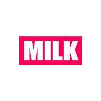 Логотип компании «MILK Creative Agency»