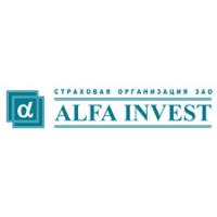 Логотип компании «ALFA INVEST»