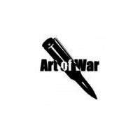 """Логотип компании «Альманах """"Искусство войны""""»"""