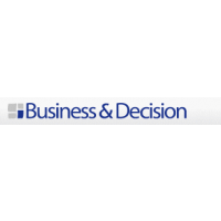 Логотип компании «Business & Decision CIS»