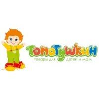 Логотип компании «Интернет-магазин детских товаров Топотушкин»
