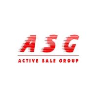 Логотип компании «ActiveSaleGroup»