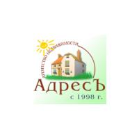Логотип компании «Адресъ»