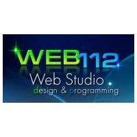 Логотип компании «Web112»
