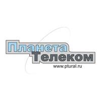 "Логотип компании «ООО ""Планета-Телеком""»"