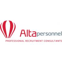 Логотип компании «Alta Personnel»