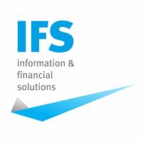 Логотип компании «IFS»