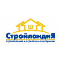 Логотип компании «Стройландия»
