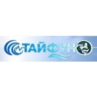 Логотип компании «Тайфун»