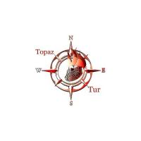 Логотип компании «Topaztur»