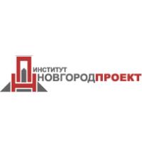 Логотип компании «Институт НовгородПроект»
