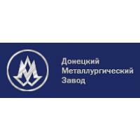 Логотип компании «Донецкий металлургический завод (ДМЗ)»
