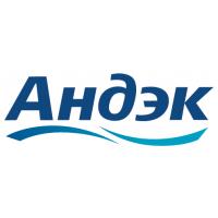 Логотип компании «Андэк»