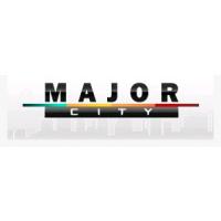 Логотип компании «Major City»