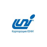 Логотип компании «Корпорация ЮНИ»