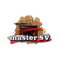 Логотип компании «Master SV»