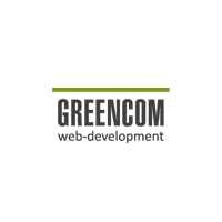 Логотип компании «GreenCom, LLC»