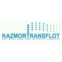 Логотип компании «КазМорТрансФлот»