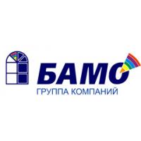 Логотип компании «БАМО»
