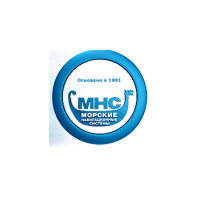 Логотип компании «Морские Навигационные системы»